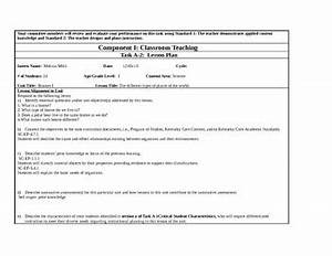 habitat lesson plan 3rd grade ktip a2 by i39ve got what you With ktip lesson plan template