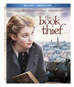 The Book Thief Blu-Ray Review - Frugal Mom Eh!