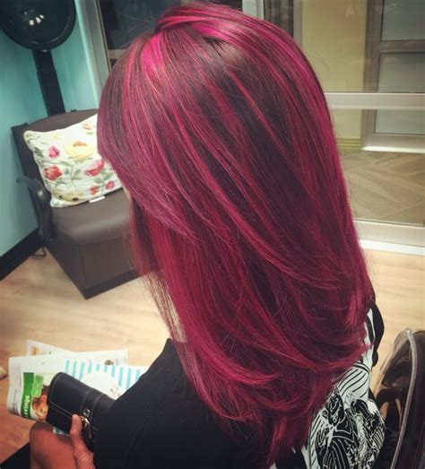 25 Magenta Hair Ideas To Stand Out Styleoholic
