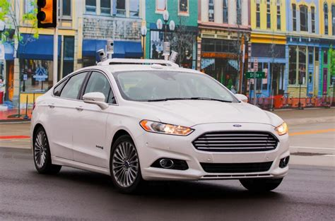 Uk Insurance Industry To Consult On Autonomous Cars
