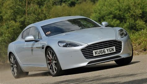 Review Aston Martin Rapide S by Aston Martin Rapide S Review 2019 What Car