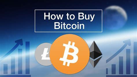 How Do I Buy Bitcoin by How To Buy Bitcoin