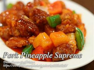 sweet and sour pork with pineapple panlasang pinoy
