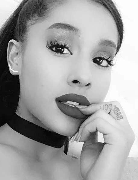 Beautiful Top Ariana Grande Tattoos [New] - Tattoos for Girls