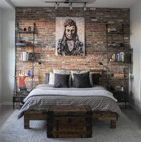 Loft Bedroom Feature Wall by 100 Space Saving Small Bedroom Ideas Bedroom Design