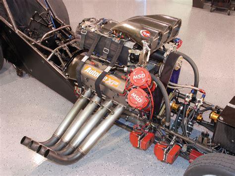 Funny Car 426 Hemi Engine