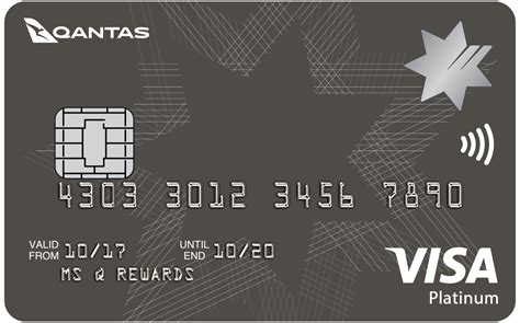 Nab Qantas Rewards Premium Card Checklist Page