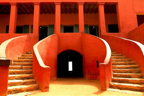 The House Of by Preserving Senegal S House Of The Slaves Uva Today