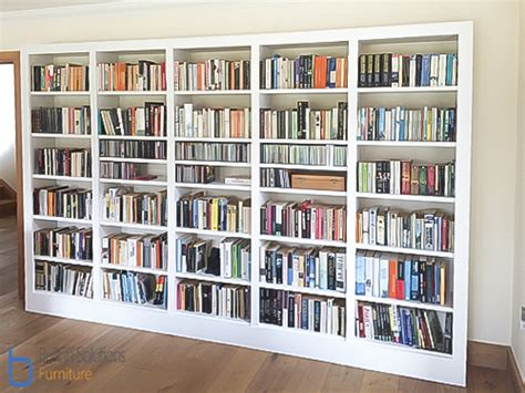 Fitted Home Library For Inspired Hours Doing What You Love