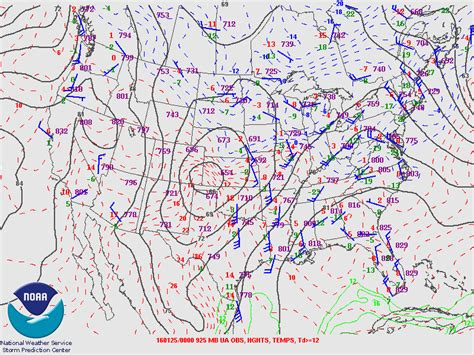 weather forecast america maps noaa mb