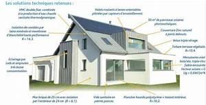 une maison a energie positive en bretagne site de la With energie d une maison