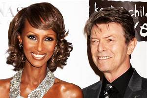 Iman Shares Touching Tribute To David Bowie On Anniversary ...