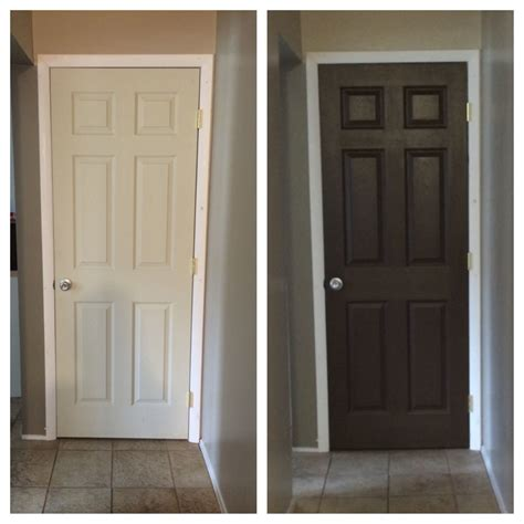 pantry before after sherwin williams black bean our