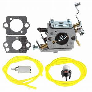 How To Adjust Poulan Chainsaw Carburetor