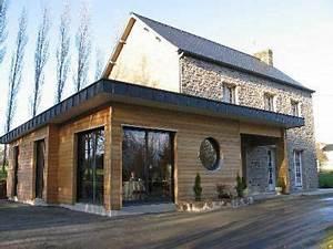 cout d39une extension maison conseils estimation devis With nice agrandir sa maison prix 5 plan et photo de maison avec etage ossature bois par