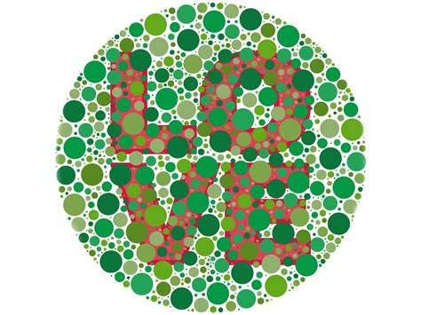 is color blindness a disability color blind test see if so you no color