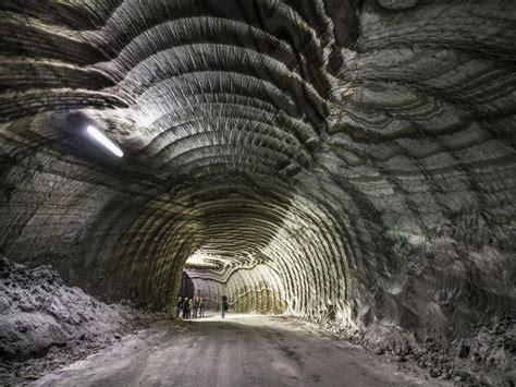Realmonte: Psihodelični rudnik soli, Sicilija