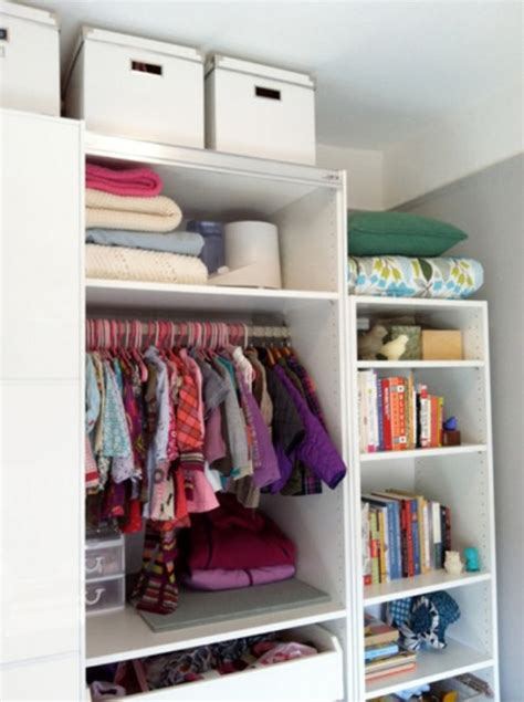25 Ideas To Organize Kids Closets Kidsomania