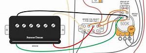 Seymour Duncan P Rail Wiring Diagram