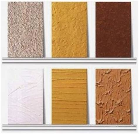 foundation dezin decor types of texture paints