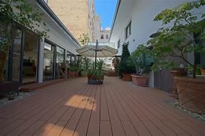 Wpc Terrassendielen Günstig : wohndeck wpc terrasse cotto wohngesund ~ Whattoseeinmadrid.com Haus und Dekorationen