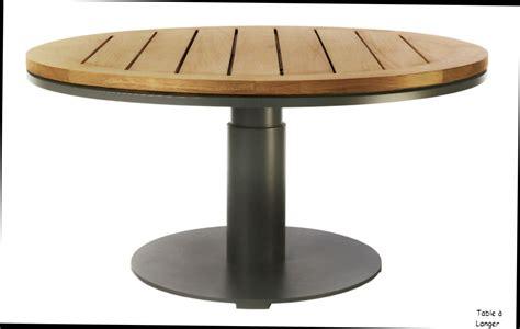 table ronde en bois pas cher