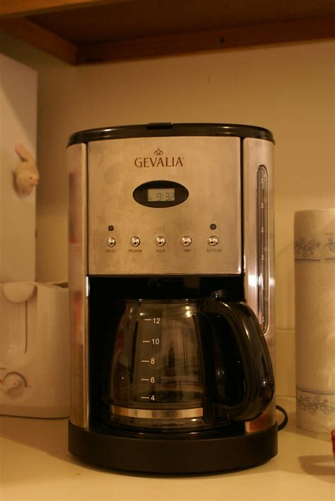 Gevalia house blend medium roast ground coffee (12 oz bags, pack of 3) 4.6 out of 5 stars. Gevalia Coffee Maker - $40 | About 3 months old. w/ timer an… | Flickr