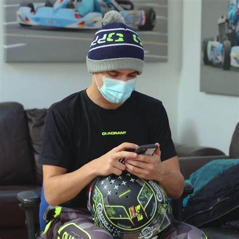 He finished fourteenth in the feature race and eighth in the sprint race, leaving him third in the drivers' championship behind fellow future f1 drivers george russell and lando norris. Pin on Landocuyuz