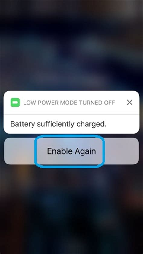 iphone power saving mode tips to keep iphone low power mode always on