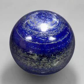 Royal Blue Lapis Lazuli : 3000 carat sphere ball 0 natural and untreatedblue lapis lazuli gemstone ~ Markanthonyermac.com Haus und Dekorationen