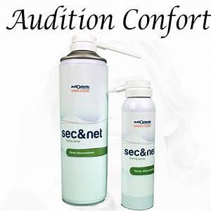 Bombe Anti Humidité : produits d 39 entretien pour nettoyer les appareils auditifs spray lingettes kit de nettoyage ~ Medecine-chirurgie-esthetiques.com Avis de Voitures