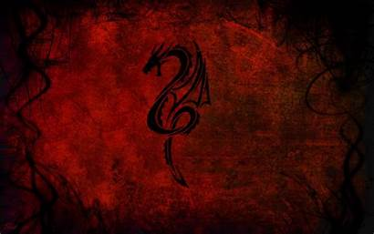 Dragon Flame Texture Font Abstract Number Computer