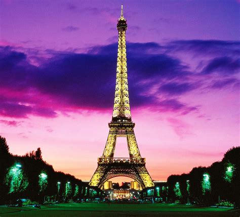 65 pink eiffel tower light up wallpapers download at