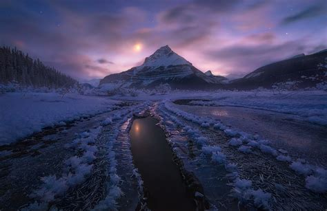 Alberta, Landscape, Canada Wallpapers HD / Desktop and ...