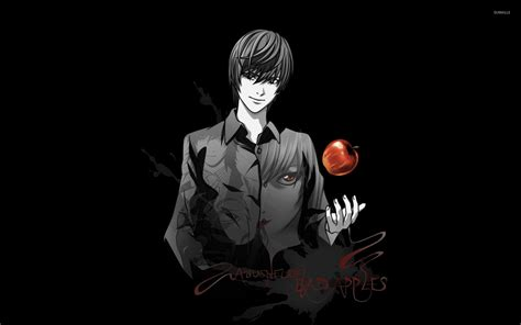 Anime Death Note Light Light Death Note Wallpaper Anime Wallpapers 14120