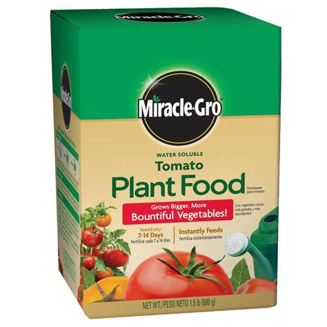 Tomato Plant Food Water Soluble 15 Lb Safe All
