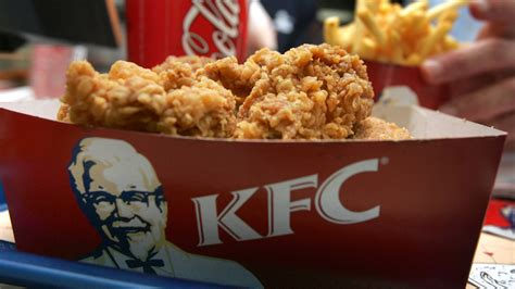 Kfc Chicken Not Real