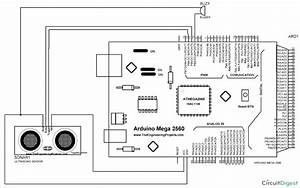Door Alarm Using Arduino And Ultrasonic Sensor