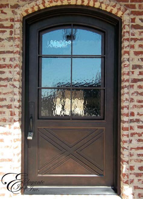 custom iron doors custom iron door single doors