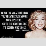 Quotes From Marilyn Monroe About Beauty | 500 x 332 jpeg 42kB