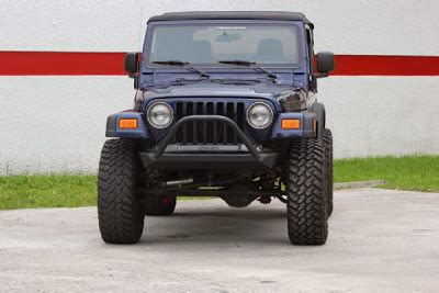 Wrangler Unlimited Modification by Simple Modification Ideas To Make 2006 Jeep Wrangler More