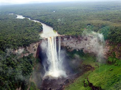 Guyana - Country Profile - Nations Online Project