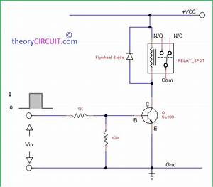 Dc Relay Switch