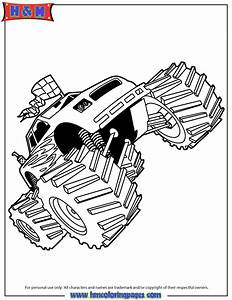 Monster Mutt Coloring Pages - Coloring Home