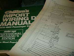 1978 1979 1980 Ford Fiesta Wiring Diagrams Schematics Manual Sheets Set