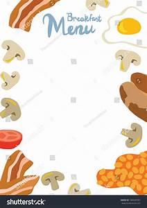 F A N Multiplus T : english breakfast menu template 184646585 shutterstock ~ Bigdaddyawards.com Haus und Dekorationen