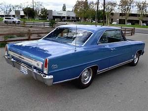 1966 Chevrolet Chevy Ii Nova For Sale