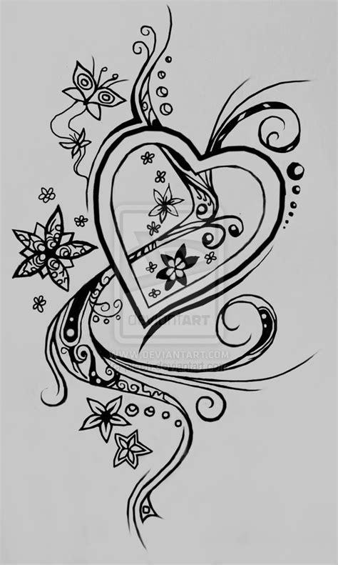 tattoo insights heart tattoo designs gallery