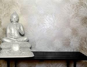 Metallic Farbe Wand : wandfarbe mit metalleffekt ~ Sanjose-hotels-ca.com Haus und Dekorationen
