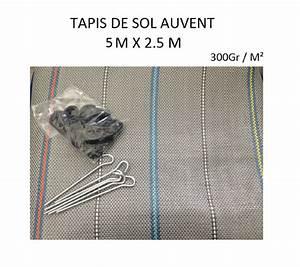 Tapis De Sol Caravane : tapis de sol caravane camping car auvent pvc 5x ~ Dode.kayakingforconservation.com Idées de Décoration